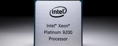 Intel anuncia sus nuevos Xeon Platinum 9200 Series 'Cooper Lake' con hasta 56 núcleos