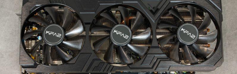 Review: KFA2 GeForce RTX 2070 SUPER EX Gamer Black