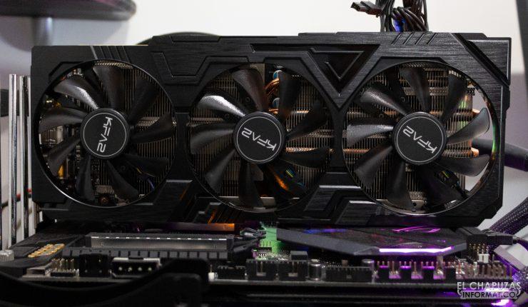 KFA2 GeForce RTX 2070 SUPER EX Gamer Black - Equipo de pruebas 3