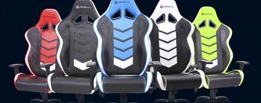 Newskill Nayuki, Aryon, Akeron y Valkys, sillas gaming desde los 99,95 euros