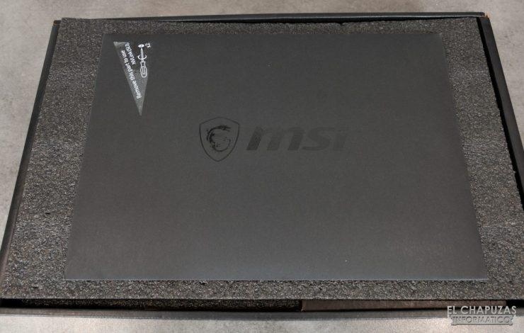 MSI GeForce RTX 2070 SUPER Gaming X Trio - Embalaja interior 1