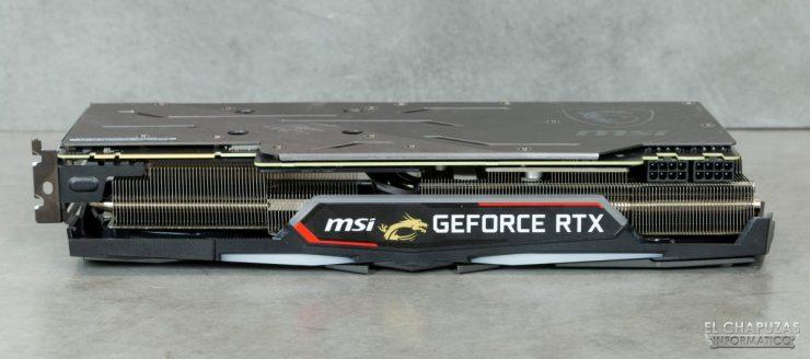 MSI GeForce RTX 2070 SUPER Gaming X Trio - Lado