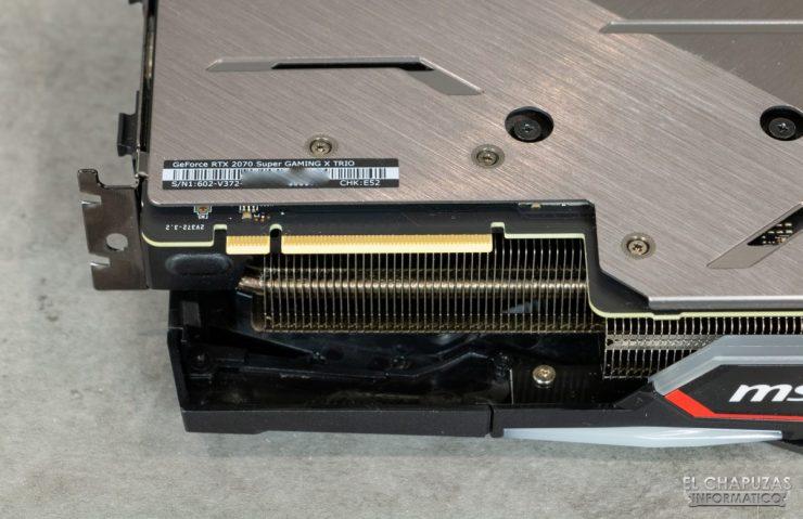 MSI GeForce RTX 2070 SUPER Gaming X Trio - NVLink