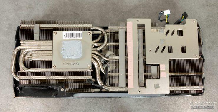 MSI GeForce RTX 2070 SUPER Gaming X Trio - Disipador