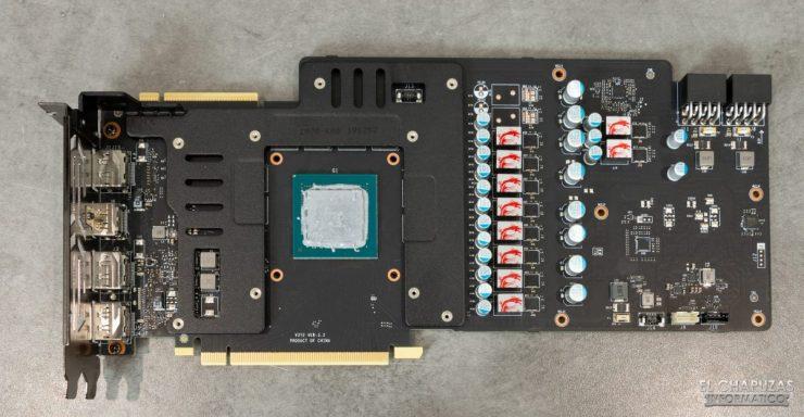 MSI GeForce RTX 2070 SUPER Gaming X Trio - Frontplate
