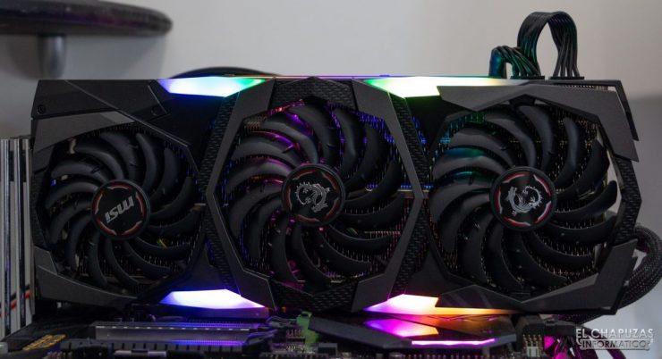 MSI GeForce RTX 2070 SUPER Gaming X Trio - Equipo de Pruebas 3