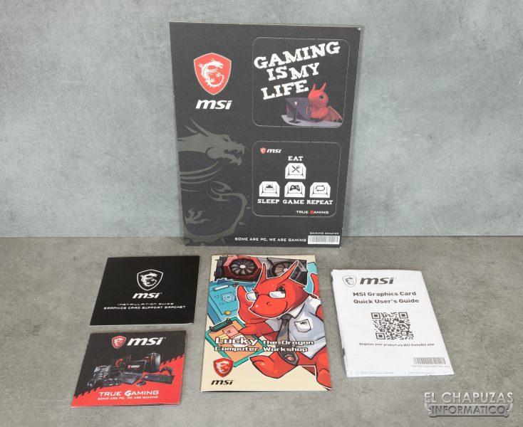 MSI GeForce RTX 2080 SUPER Gaming X Trio - Documentación