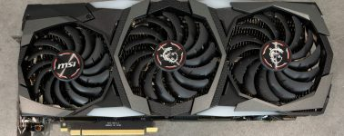 Review: MSI GeForce RTX 2080 SUPER Gaming X Trio