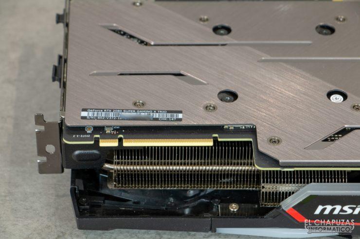 MSI GeForce RTX 2080 SUPER Gaming X Trio - NVLink