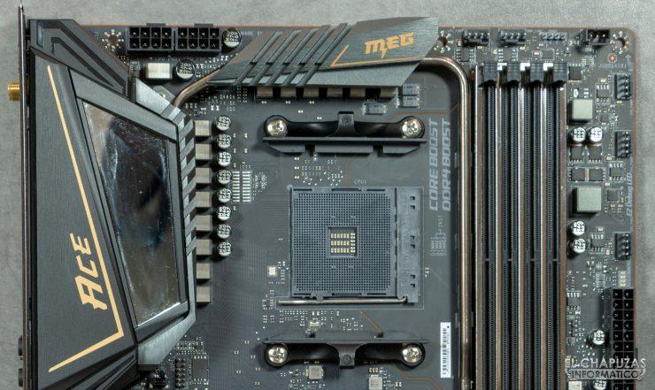 MSI MEG X570 ACE - Socket AM4