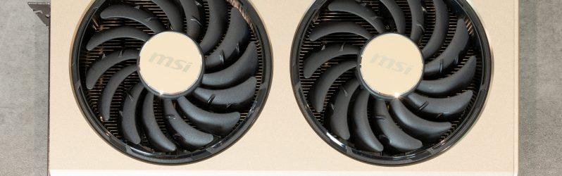 Review: MSI Radeon 5700 XT Evoke
