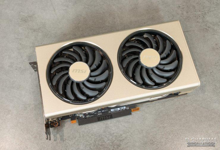MSI Radeon 5700 XT Evoke