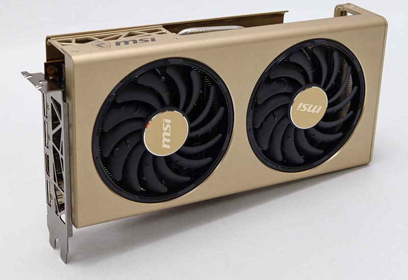 MSI Radeon 5700 XT Evoke - Oficial