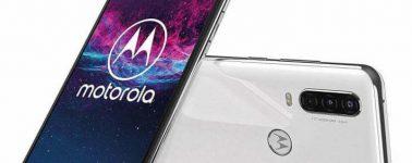 Motorola One Action: Un 6.3″ con una Cámara de Acción en la parte trasera
