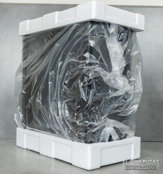 Nfortec Artemis - Embalaje interior
