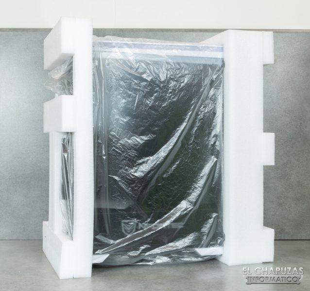 Nfortec Hyperion - Embalaje interior