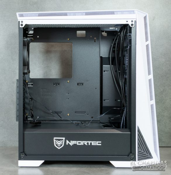 Nfortec Hyperion - Interior