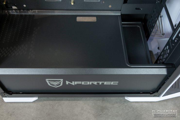 Nfortec Hyperion - Carenado