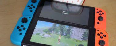 La nueva Nintendo Switch: Hasta un 78% más autonomía, nueva pantalla y más rendimiento