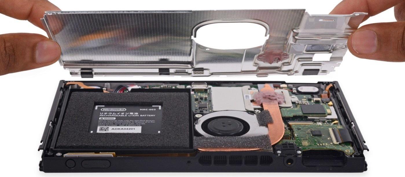 La nueva Nintendo Switch usará un panel OLED HD de 7″ y permitirá jugar a 4K en TV