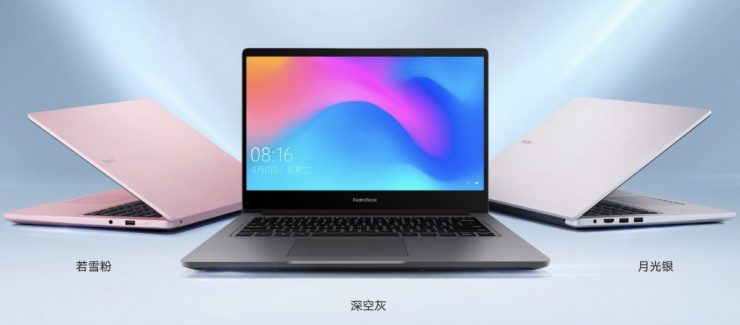 Portátil Xiaomi RedmiBook 14