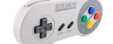 Nintendo patenta un mando inalámbrico inspirado en la SNES para la Switch
