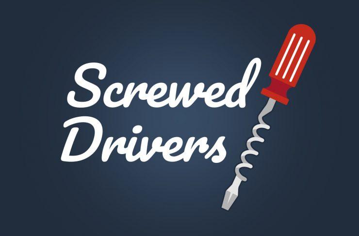 Drivers atornillados