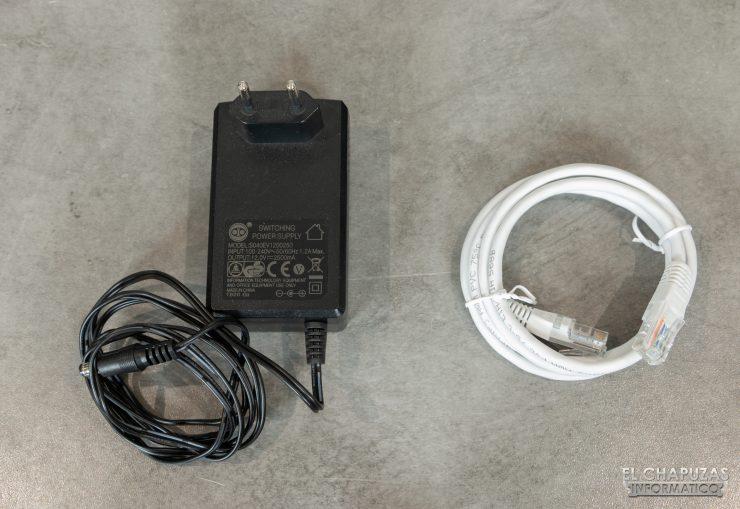 TP-Link Archer AX6000 - Accesorios