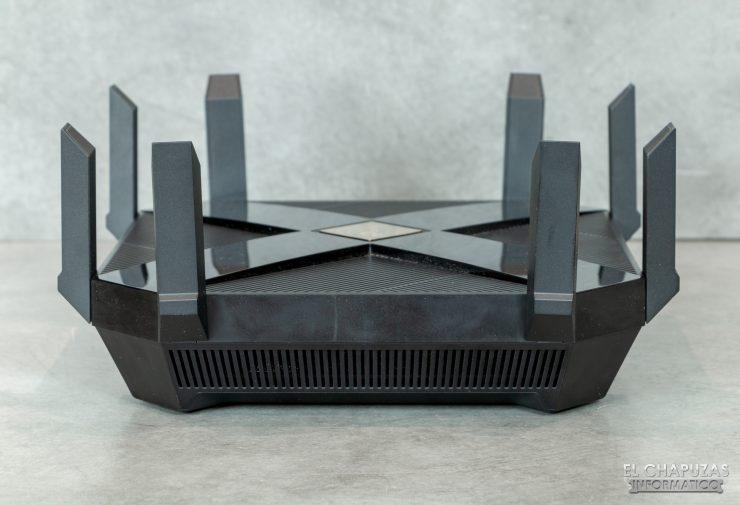 TP-Link Archer AX6000 - Lado