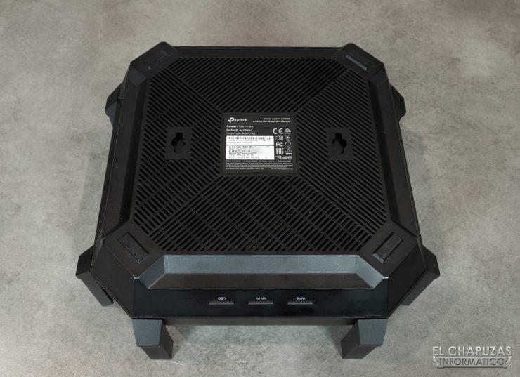 TP-Link Archer AX6000 - Base