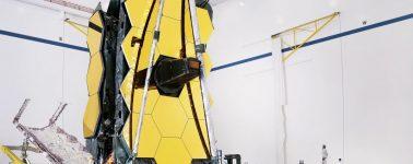 El Telescopio Espacial James Webb de la NASA es finalmente ensamblado