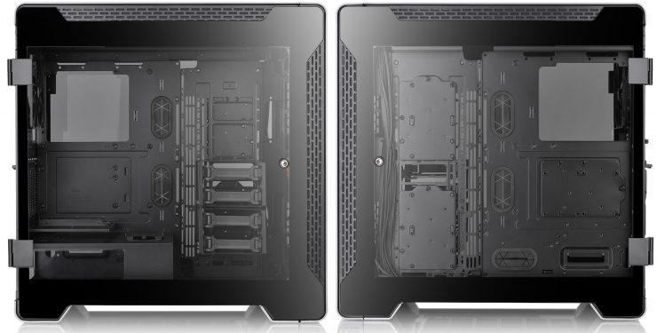 Chasis Full Tower Thermaltake A700 Aluminum TG