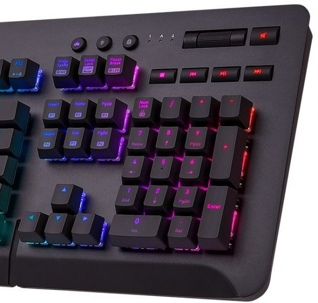 Thermaltake Level 20 GT RGB Gaming Keyboard