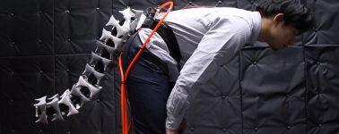 Un grupo de investigadores japoneses crea una cola robótica para humanos