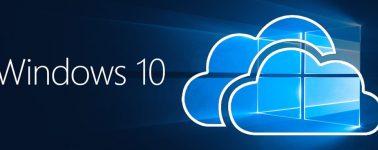 Microsoft confirma que Windows 10 se podrá instalar/restaurar usando la Nube