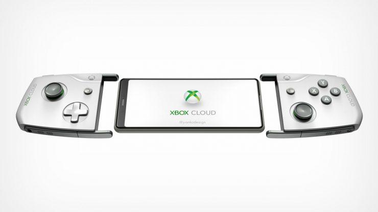 Xbox Cloud consola
