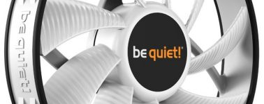 be Quiet! anuncia sus ventiladores para chasis Shadow Wings 2 White