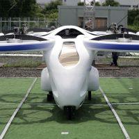Japón ya tiene su primer coche volador, aunque sólo dura un minuto en el aire
