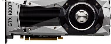 Nvidia también está reviviendo la producción de la GeForce GTX 1080 Ti