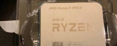 El AMD Ryzen 9 3950X se deja ver «desde Rusia con amor»
