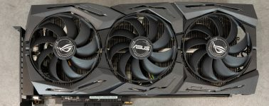 Review: Asus ROG Strix Radeon 5700 XT