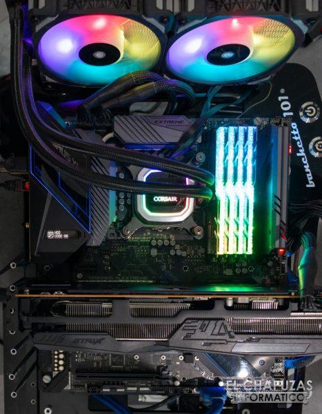 Asus ROG Strix Radeon 5700 XT - Equipo de Pruebas 1