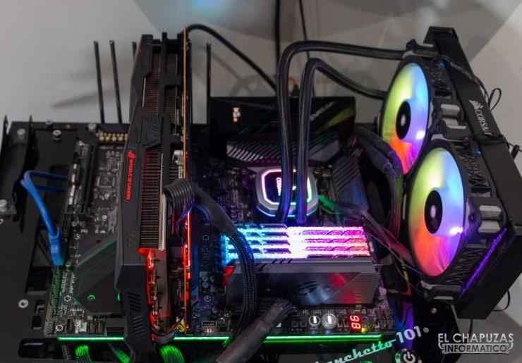 Asus ROG Strix Radeon 5700 XT - Equipo de Pruebas 2