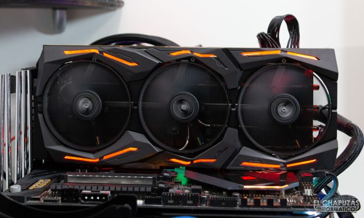 Asus ROG Strix Radeon 5700 XT - Equipo de Pruebas 3