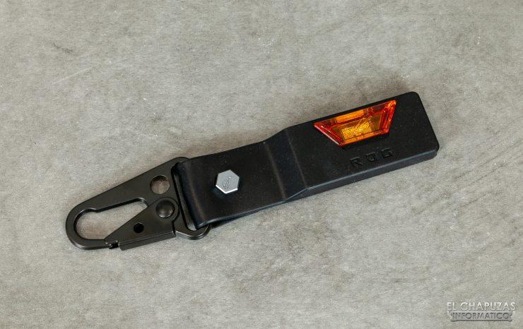Asus ROG Strix SCAR III G531GW - Llavero