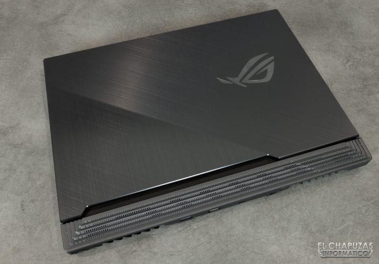 Asus ROG Strix SCAR III G531GW - Cerrado