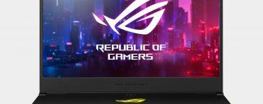 El Asus ROG Zephyrus S GX701 se suma a la moda de los paneles Full HD @ 300 Hz