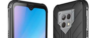 Blackview BV9800 Pro, el primer smartphone con cámara térmica y un sensor de 48 megapíxeles