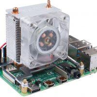 Blink Blink ICE Tower: Disipador que reduce la temperatura de la Raspberry Pi 4 en hasta 40ºC