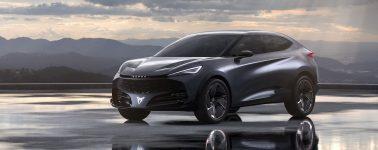 CUPRA Tavascan: así es el primer coche totalmente eléctrico de la marca española, con 450 km de autonomía